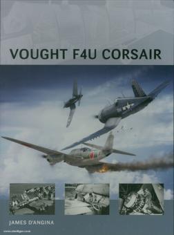 D-Angina, J./Tooby, A. (Illustr.): Vought F4U Corsair