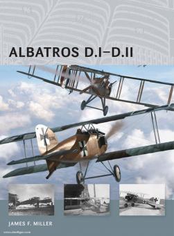 Miller, J.: Albatros D.I-D.II