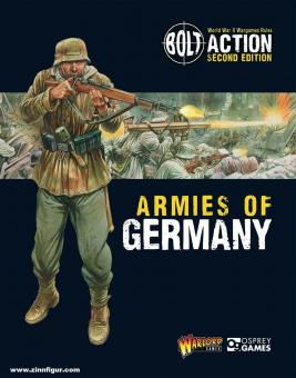 Calvatore, A./Priestley, R.: Armies of Germany - 2nd Edition