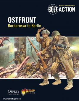 Dennis, P. (Illustr.): Ostfront. Barbarossa to Berlin