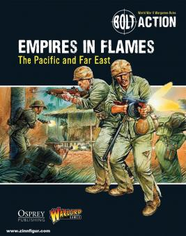 Dennis, P. (Illustr.): Empires in Flames. The Pacific and the Far East