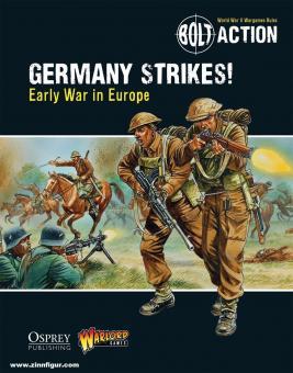 Dennis, P. (Illustr.): Germany Strikes! Early War in Europe