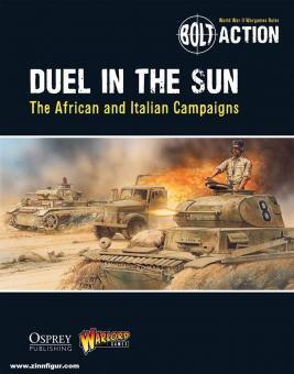 Owen, D./Cavatore, A./Dennis, P. (Illustr.): Duel in the Sun. The African and Italian Campaigns