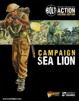 Dennis, P. (Illustr.): Campaign: Sea Lion. Teil 1