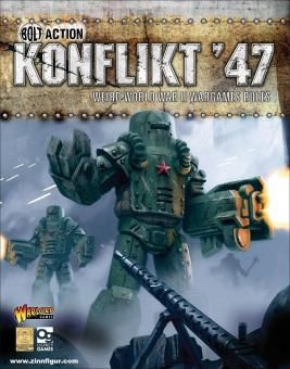 Cave, J. (Hrsg.): Bolt Action. Konflikt '47. Resurgence