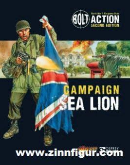 Bolt Action. Operation Sea Lion. Teil 2: Operation Gigant