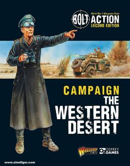 Dennis, Peter (Illustr.): Campaign. The Western Desert