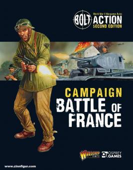 Dennis, Peter (Illustr.): Bolt Action. Campaign. Battle of France
