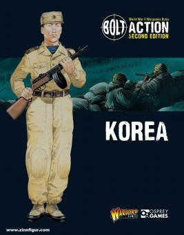 Dennis, Peter (Illustr.): Bolt Action. Korea