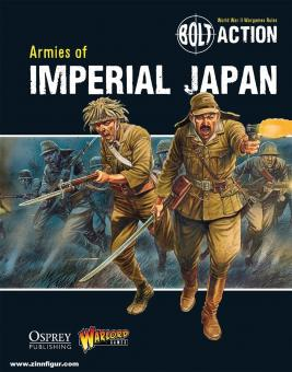 Chambers, A./Dennis, P. (Illustr.): Armies of imperial Japan
