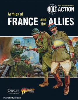 Dennis, P. (Illustr.): Armies of France and the Allies