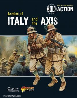 Dennis, P. (Illustr.): Armies of Italy and the Axis