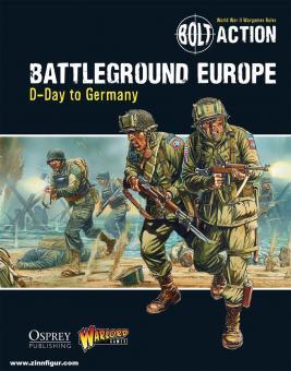 Dennis, P. (Illustr.): Battleground Europe. D-Day to Germany