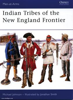Johnson, M./Smith, J.: Indian Tribes of New England Frontier