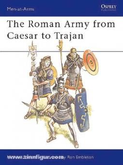 Simkins, M./Enbleton, R. (Illustr.): The Roman Army from Caesar to Trajan