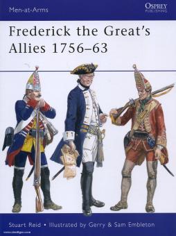 Reid, S./Embleton, G./Embleton, D,: Frederick the Great's Allies
