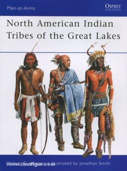 Johnson, M. G./Smith, J. (Illustr.): American Indian Tribes of the Great Lakes