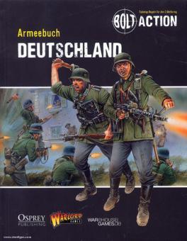 Calvatore, A./Priestley, R.: Armeebuch Deutschland