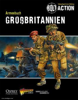 Calvatore, A./Priestley, R.: Armeebuch Großbritannien