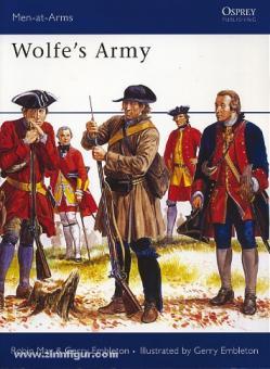 May, R./Embleton,: Wolfe's Army