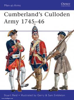 Reid, S./Embleton, G. (Illustr.): Cumberland's Culloden Army 1745-46