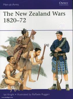 Knight, I./Ruggeri, R. (Illustr.): The New Zealand Wars 1820-72