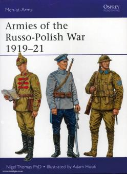 Thomas, N./Hook, A. (Illustr.): Armies of the Russo-Polish War 1919-21