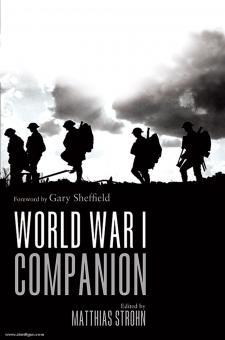 Strohn, M. (Hrsg.): World War I Companion