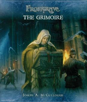 McCullough, Joseph A.: Frostgrave. Grimoire