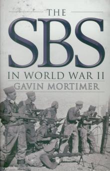 Mortimer, Gavin: The SBS in World War II