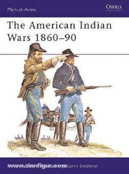 Katcher, P./Embleton, G. (Illustr.): American-Indian Wars