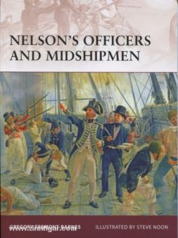 Fremont-Barnes, G./Noon, S. (Illustr.): Nelson's Officers and Midshipmen