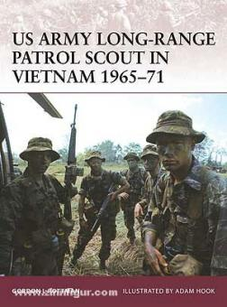 Rottman, G. L./Hook, A. (Illustr.): US Army Long Range Patrol Scout in Vietnam 1965-71