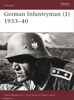 Westwood, D./Hook, A.: German Infantryman Teil 1: 1933-40
