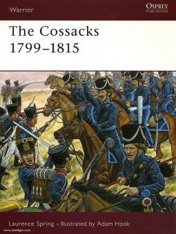 Spring, L./Hook, A. (Illustr.): The Cossacks 1799 - 1815