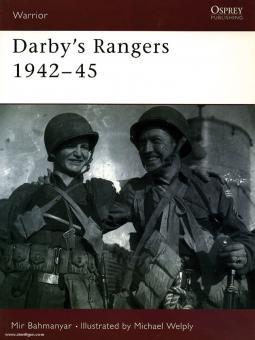 Bahmanyar, M./Welply, M. (Illustr.): Darby's Rangers 1942-45