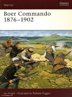 Knight, I./Ruggeri, R. (Illustr.): Boer Commando 1876-1902