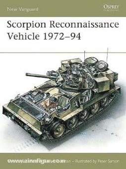 Foss, C./Sarson, P.: Scorpion Reconnaissance Vehicle 1972-1994