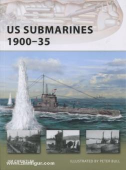 Christley, J./Bull, P. (Illustr.): US Submarines 1900-35