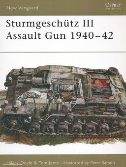 Sturmgeschütz III Assault Gun 1940-42