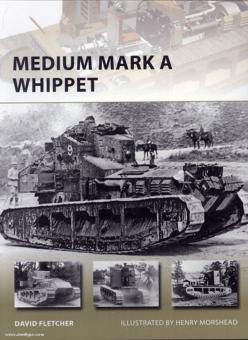 Fletcher, D./Morsehead, H. (Illustr.): Medium Mark A Whippet