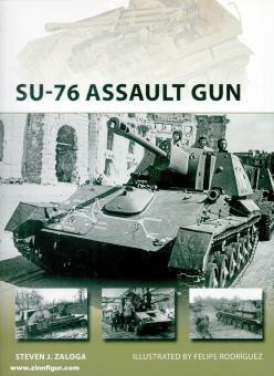 Zaloga, Steven J.: SU-76 Assault Gun