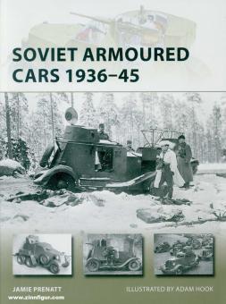 Prenatt, Jamie: Soviet Armoured Cars 1936-45