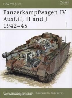 Jentz, T./Bryan, T. (Illustr.): Panzerkampfwagen IV Ausf.G, H and J 1942-1945