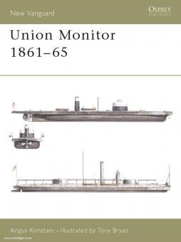 Konstam, A./Bryan, T. (Illustr.): Union Monitor 1861-65