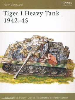Tiger 1 Heavy Tank 1942-45