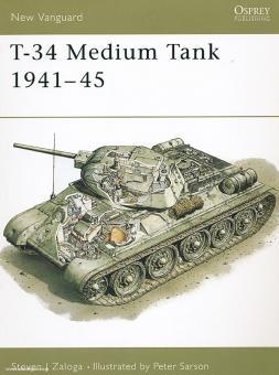 Zaloga, S. J./Sarson, P. (Illustr.): T-34 Medium Tank 1941-45
