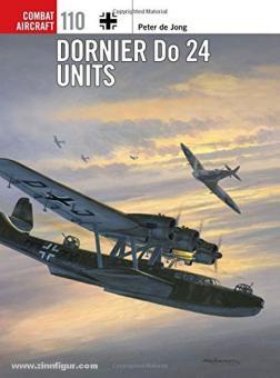 Jong, P./Davey, C. (Illustr.): Dornier Do 24 Units
