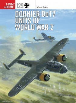 Gross, Chris/Davey, Chris (Illustr.): Dornier Do 17 Units of World War 2