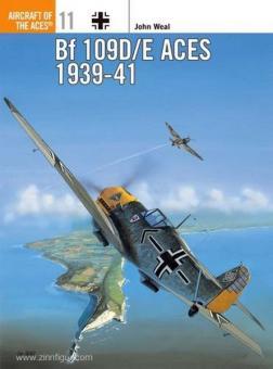 Weal, J.: Bf 109 D/E Aces 1939-41